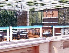 #20 cho design a summer bar for a ballroom bởi felipelopezvilla