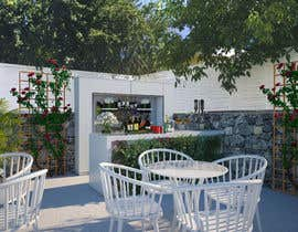 frisa01 tarafından design a summer bar for a ballroom için no 4