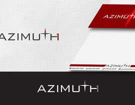 #223 para Logo Design for Azimuth1 por IIDoberManII