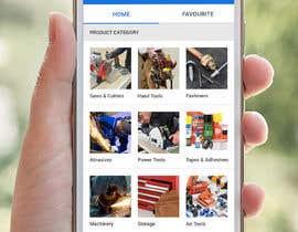 nº 25 pour Design an Ecommerce App par shakilaiub10