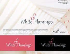 #186 untuk Logo Design White Flamingo oleh kavadelo