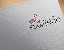 #164 untuk Logo Design White Flamingo oleh adibrahman4u