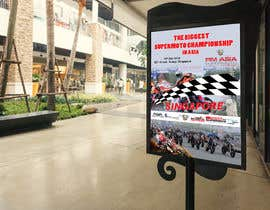 #4 , An event poster with event details.  Samples available in the attached files.  Img_0121.jpg is the picture of the venue.  Words required: Pxxxxxxx Group Q2 2018 Top Achievers  FEEL THE RUSH!   Go-kart @ KX1 Circuit  7 August, 5pm to 9pm 来自 gopkselv19