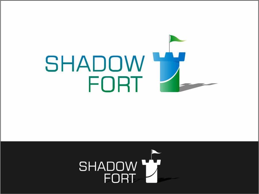 Inscrição nº                                         35                                      do Concurso para                                         Logo Design for Shadow Fort