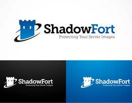 #78 para Logo Design for Shadow Fort por BrandCreativ3