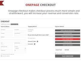 #2 for One page checkout website by mahabub27
