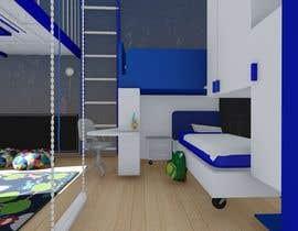 #38 untuk Interior design - Kids bedroom/playroom oleh hokasm12s