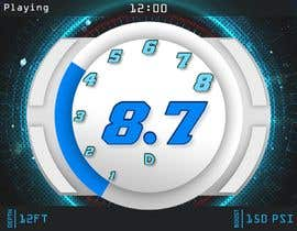 #37 for Automotive Dashboard Background by rajagila04