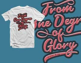 #71 untuk Design t-shirt fonts oleh krisamando