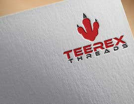 #129 for TeeRex Threads - Logo Design - Low Poly Art by nusratsamia
