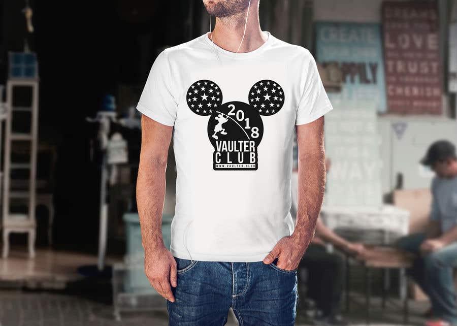 Contest Entry #27 for Disneyland Club Trip Design