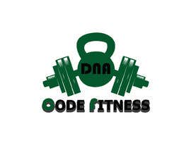 "#18 for Logo for ""DNA Code Fitness"". A masculine fitness line. The attached photo provides you with the kind of character we are looking for. Logo should include DNA imagery. Will need an image for social media use and one optimized for printing on clothing. by MoamenAhmedAshra"