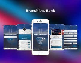 #7 для UI Design for a Digital Bank от redforce1703