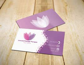 #89 para business card logo por dobreman14