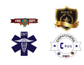 #4 cho Vector Art for First Responder Professions (Fire, EMS, Police, 911 Dispatchers) bởi adnanmagdi