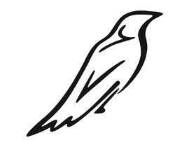 #28 untuk turn this raven into a logo - has to look digital oleh imagencreativajp