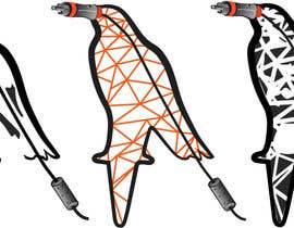 #19 für turn this raven into a logo - has to look digital von no1graphicDesign