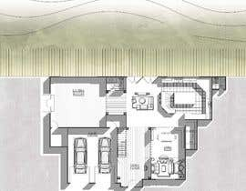 #39 para design 1st floor floor plan por SamarFarouz
