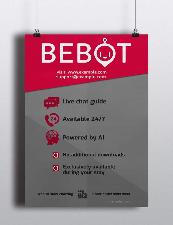 Proposition n°156 du concours Design a simple & informative flyer (print)