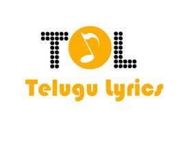 "#9 para Design a Logo for Telugu Music Portal with Primary focus on ""Telugu Lyrics"" por jay959502"