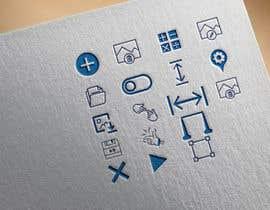 #22 for Design Icon Set af CreativeLogoJK