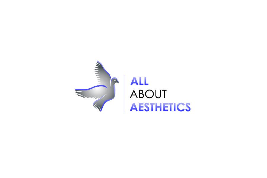 Proposition n°                                        58                                      du concours                                         Logo Design for All About Aesthetics