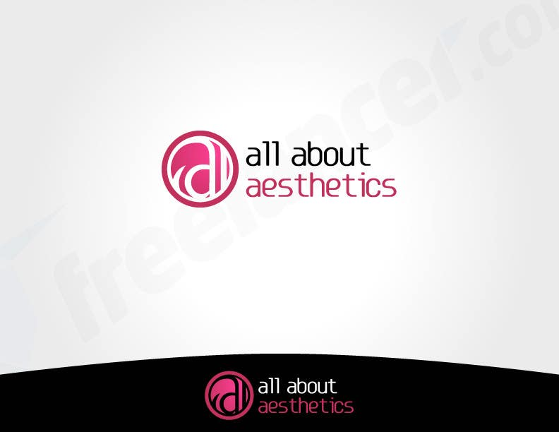 Penyertaan Peraduan #33 untuk Logo Design for All About Aesthetics
