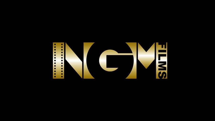 Entry 116 By Gyhrt78 For Logo Design Ngm Films Freelancer