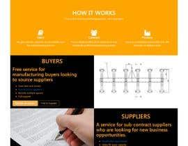 #68 para Create Sale Merchandise Landing Page de brilex