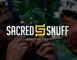 #64 cho Sacred Snuff: Company Logo bởi RuslanDrake