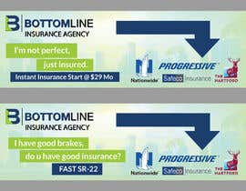 #12 para Design Banner for Insurance agency ( Publisher format ) por SmartBlackRose