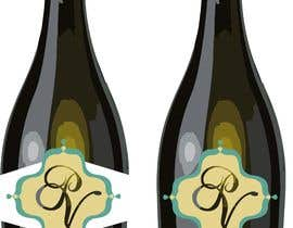 #6 for Design a Prosecco label with matching bottle foil label af Bravosi