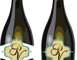 #6 para Design a Prosecco label with matching bottle foil label por Bravosi