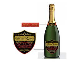 #7 for Design a Prosecco label with matching bottle foil label af eling88