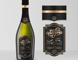 #14 for Design a Prosecco label with matching bottle foil label af deyali