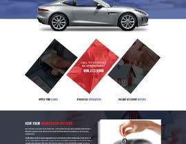Nro 37 kilpailuun Design a Website Mockup for Credit Union (bank) käyttäjältä shazy9design