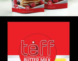 #5 for Create Packaging Design for Stand Pouch for TEFF PANCAKES by ssandaruwan84