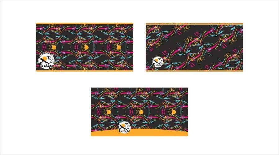 Participación en el concurso Nro.10 para Design a tubular bandana