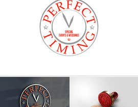 #74 for Perfect Timing Logo by ZhanBay