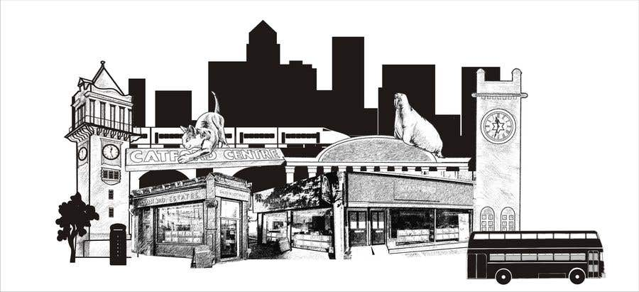 Contest Entry #13 for Illustrate our local landmarks and offices
