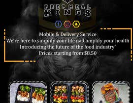 #17 for Prep Meals Flyer by asadabdullah125