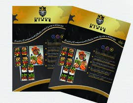 #14 for Prep Meals Flyer by designerafreen