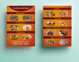 #66 for Design a Flyer (Food Menu) by raciumihaela