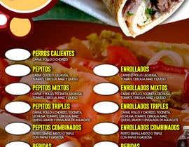 Nro 3 kilpailuun Design a Flyer (Food Menu) käyttäjältä DDuranTk