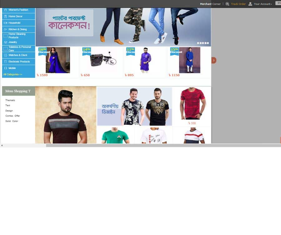 Contest Entry #8 for Responsive Theme Epages / Strato Webshop