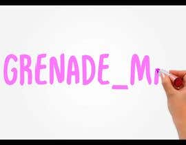 #25 для White Board Animation with Lipstick Font от ruzenmhj