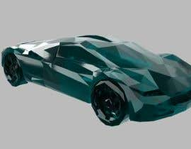 #3 for Design a low poly 3D model of car by artseba185