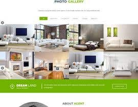 #14 para Redesign A Real Estate Website And Set Up Advanced SEO por venkijannu