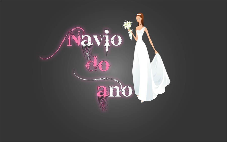#210 for Logo Design for Noiva do ano (Bride of the year) by dinezatwork