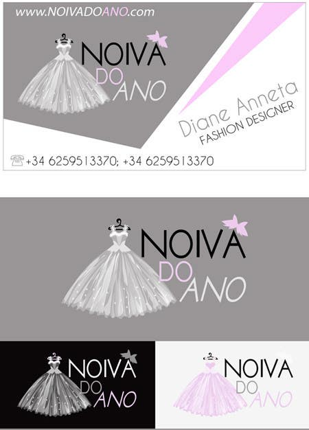 Contest Entry #                                        161                                      for                                         Logo Design for Noiva do ano (Bride of the year)